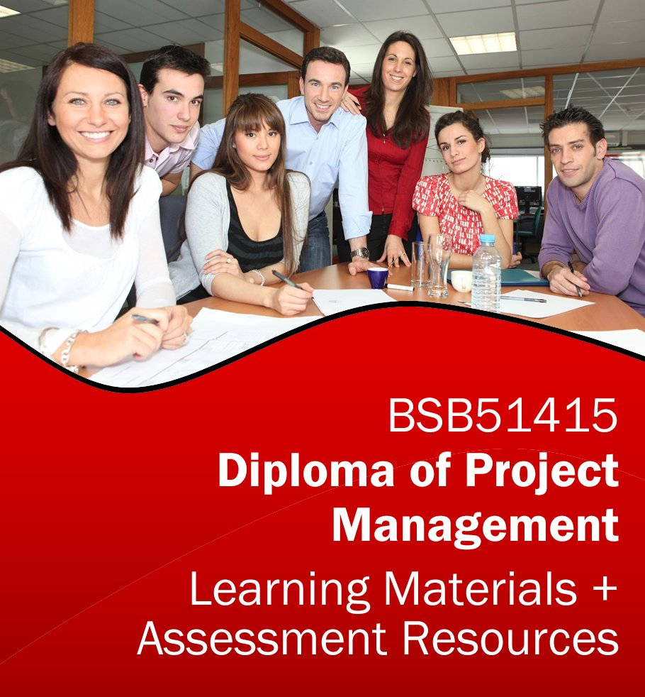 Diploma of project management learning resources and assessment diploma of project management xflitez Image collections