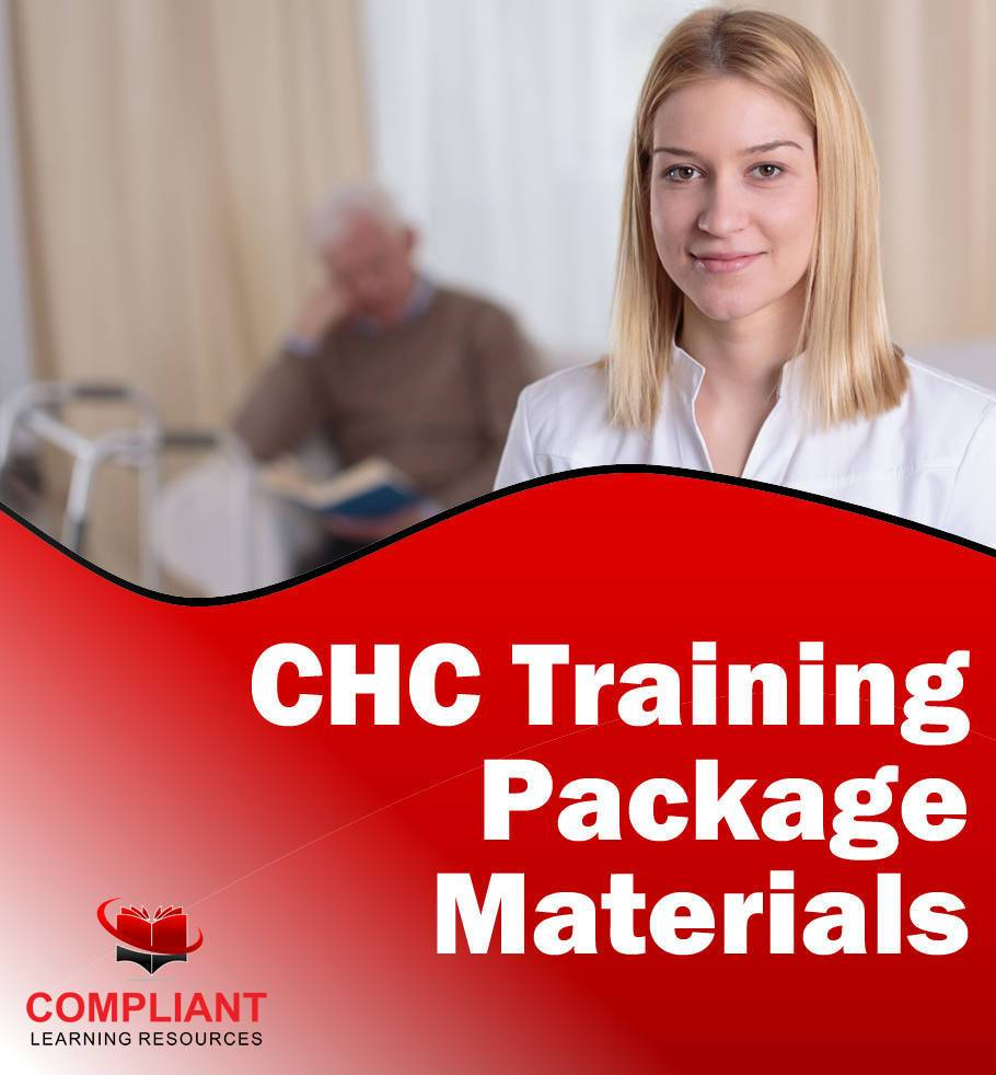 CHC Training Package Training and Assessment Materials for RTOs