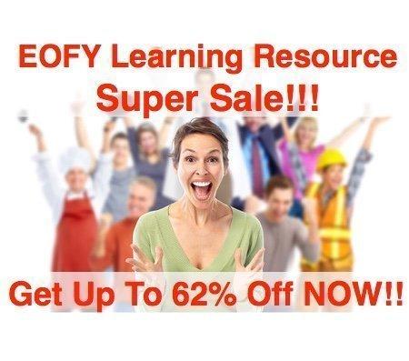 Massive EOFY Resource Sale!!