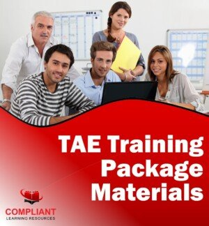 TAE Training Package Training and Assessment Materials for RTOs