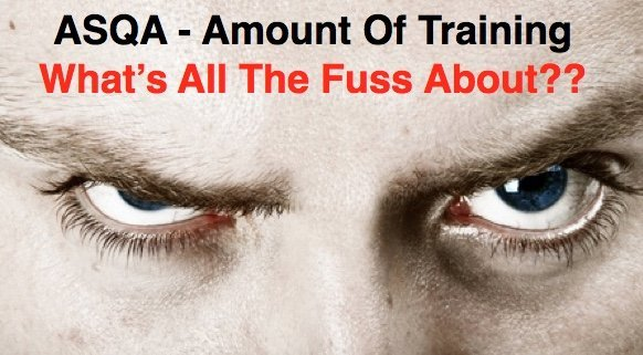 """Why Are RTOs Complaining About Proposed """"Amount of Training"""" Requirements?"""