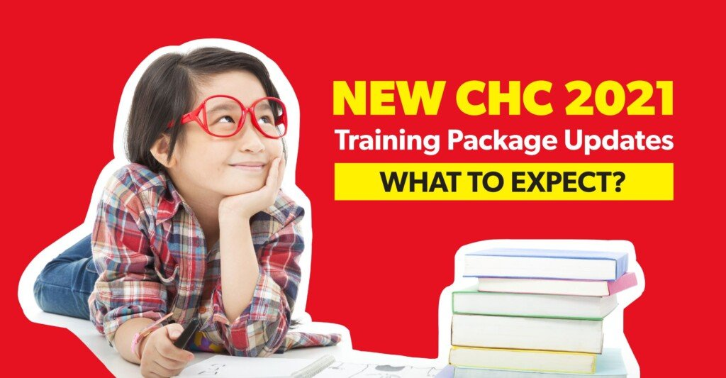 2021 CHC TRAINING PACKAGE UPDATES – GET NEW CHC RTO RESOURCES HERE